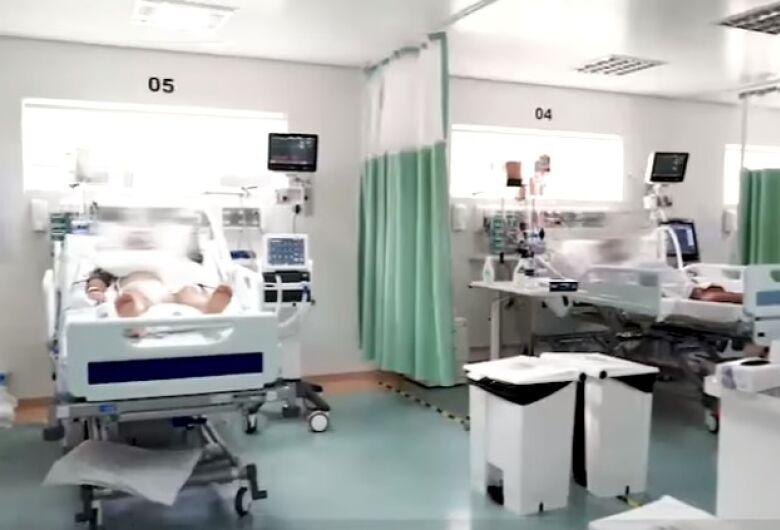 Mulher de 58 anos morre vítima de covid-19 em Jaraguá