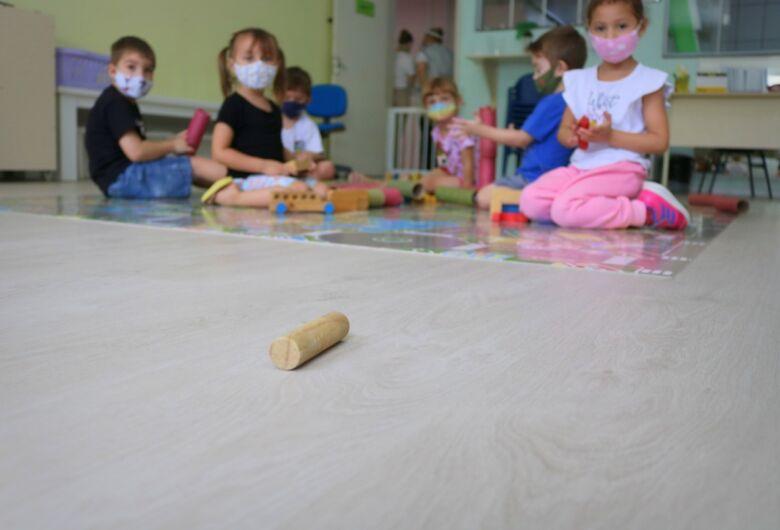 Cerca de 500 crianças serão chamadas para vagas em creches municipais de Jaraguá
