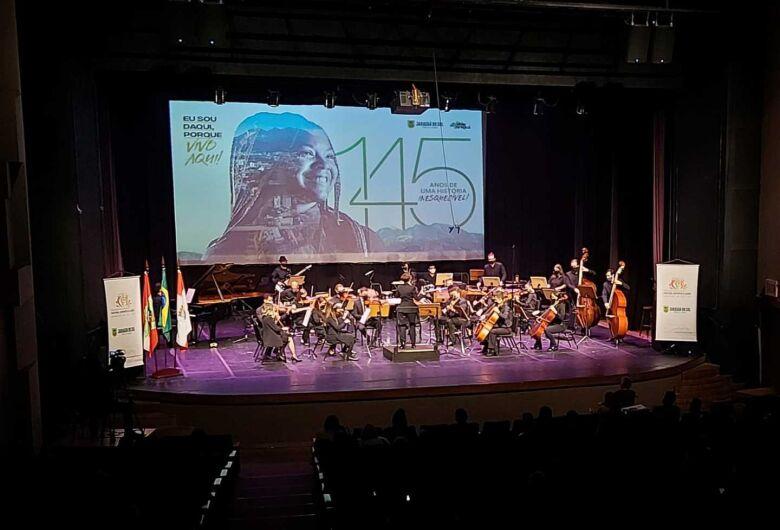 Cerimonial Especial marca a programação dos 145 anos de Jaraguá