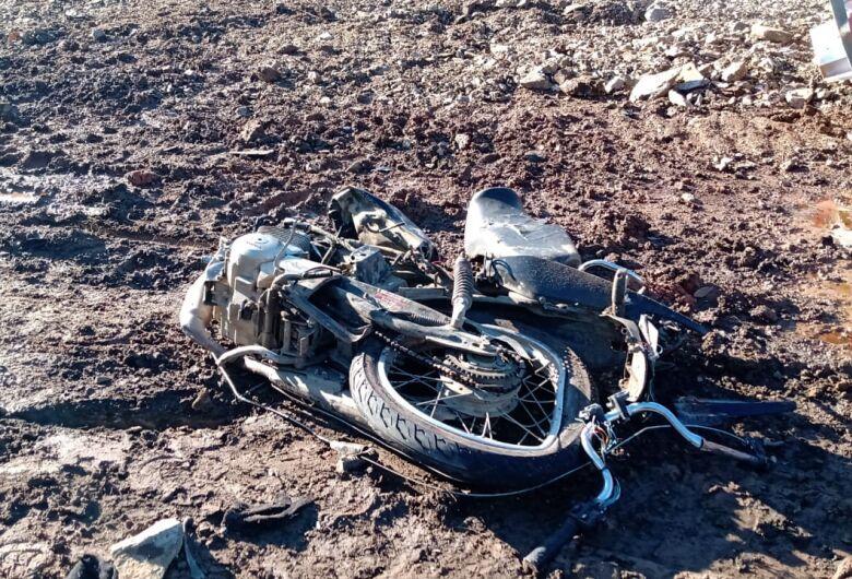Jovem morre em acidente na SC 108 em Massaranduba
