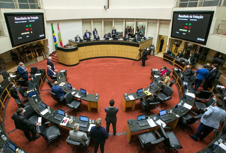 Aprovada a reforma da previdência dos servidores públicos estaduais