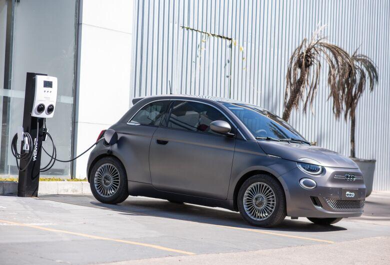 WEG é a nova fornecedora de Estações de Recarga para veículo elétrico da FIAT