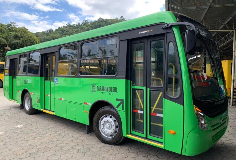 Prefeitura confirma entrada em vigor do novo sistema de transporte em Jaraguá
