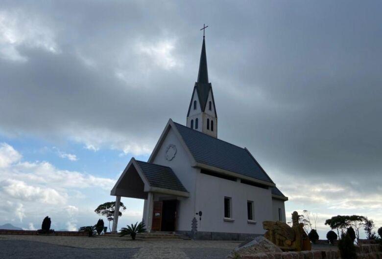 Visitação à Chiesetta Alpina será cobrada