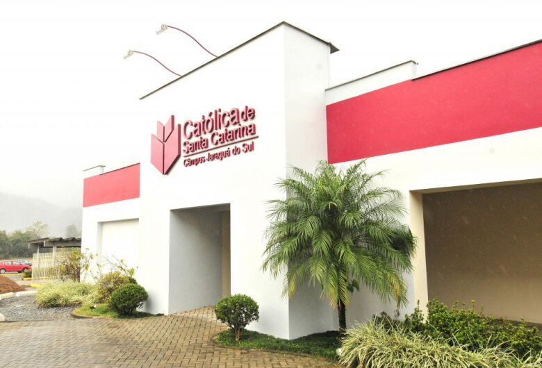 Católica SC sediará a partir desta sexta as atividades da Câmara de Vereadores de Jaraguá