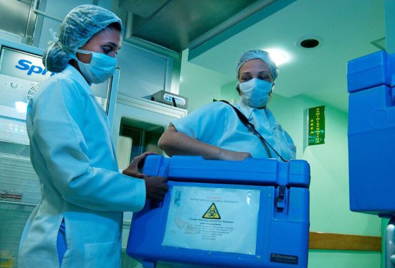 Campanha foca em conversa com família para aumentar doação de órgãos