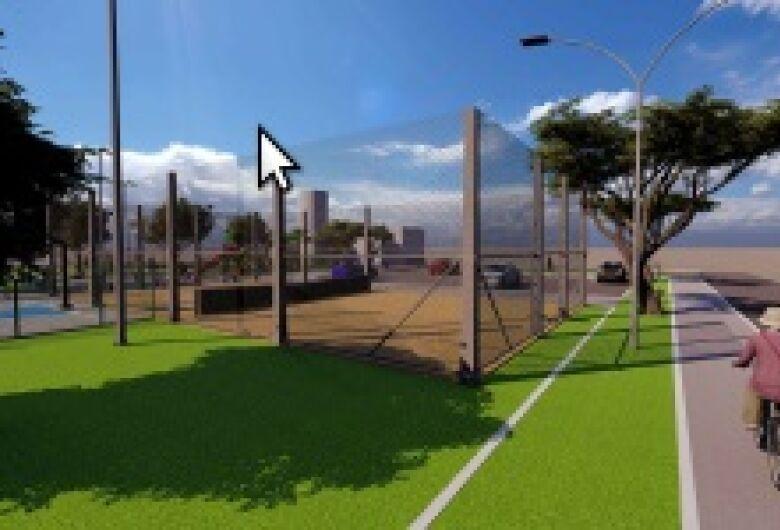 Terminal rodoviário da Vila Baependi terá área de lazer