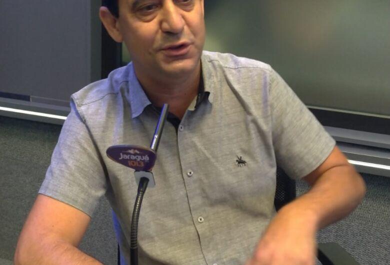 Entrevista com o novo presidente da Câmara de Guaramirim