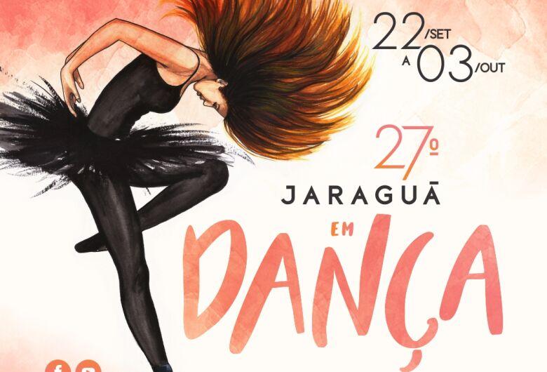 Jaraguá em Dança conta com noite de abertura para os coreógrafos