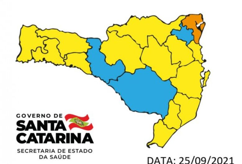 Região de Jaraguá sai do risco gravíssimo para covid-19