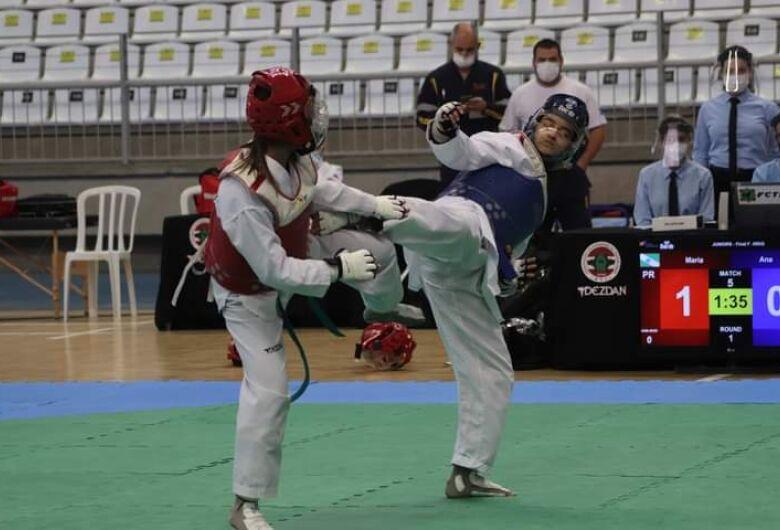 Arena Jaraguá recebe a Copa Regional Sul de Taekwondo