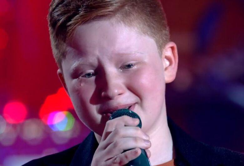 Vencedor do The Voice Kids, Gustavo Bardim será recebido com festa e carreata