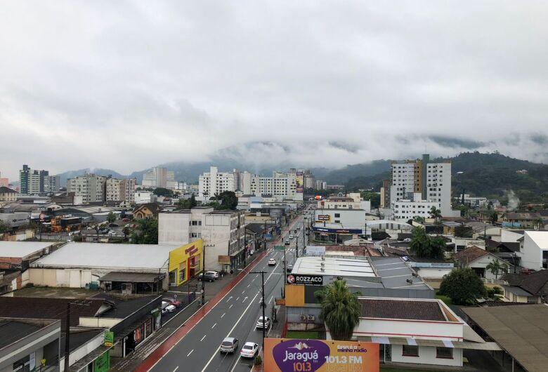 Jaraguá registrou 44 milímetros de chuva em três dias