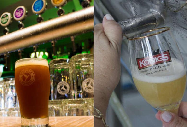 Núcleo das Cervejarias comemora desempenho de marcas de Jaraguá em evento mundial