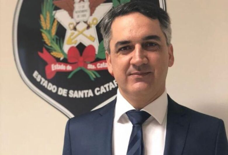 Delegado Augusto Brandão assume Delegacia Regional de Jaraguá