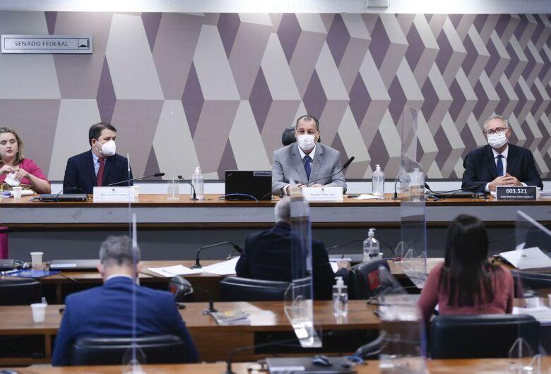 CPI conclui depoimentos e marca para hoje leitura de relatório