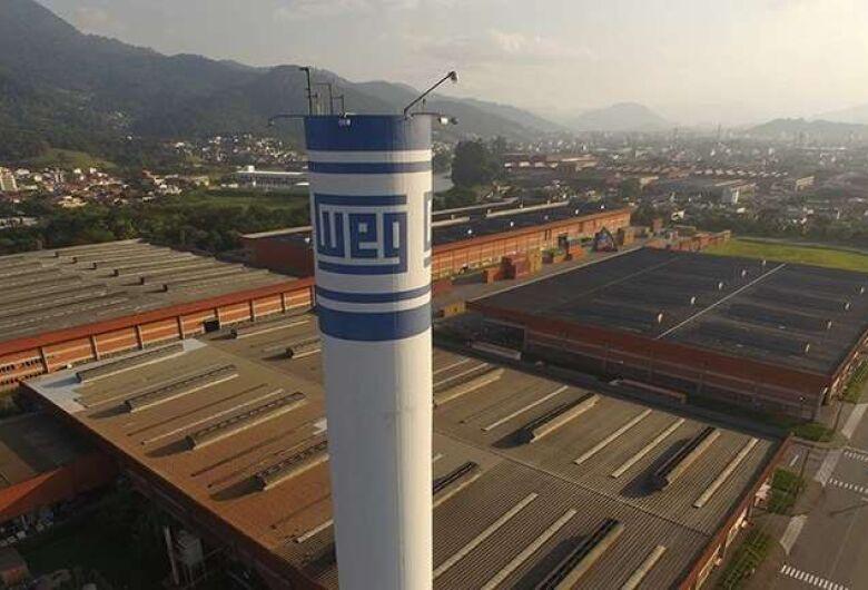 Lucro da WEG no terceiro trimestre passa de R$ 800 milhões