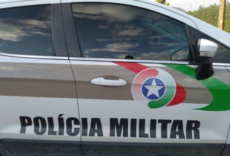 PM prende criminosos que furtaram sacos de adubo em Corupá