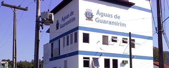 Tarifa de água em Guaramirim terá reajuste de 17,48% - Crédito: Divulgação / PMG