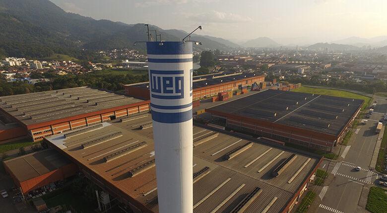 Weg integra grupo que fará doação para nova usina de oxigênio ao Amazonas  - Crédito: Divulgação