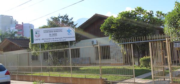 Atenção: Capsi de Jaraguá atende temporariamente no endereço do Caps AD - Crédito: Divulgação