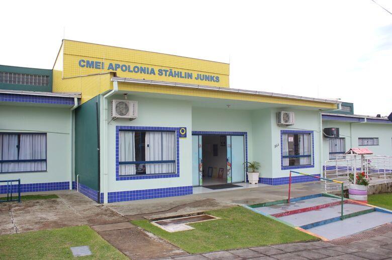 Período de cadastramento nas creches municipais de Jaraguá inicia nesta semana - Crédito: Divulgação