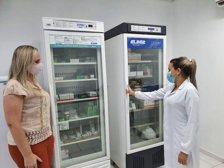 Guaramirim compra seringas e agulhas para se preparar para vacinação contra Covid-19 -
