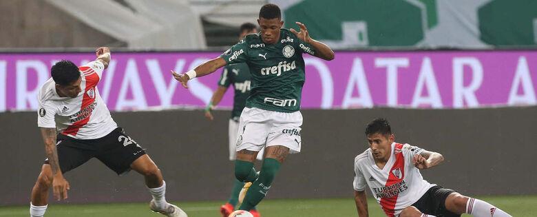 Após 20 anos, Palmeiras volta à final da Taça Libertadores - Crédito: Reprodução Facebook / Palmeiras