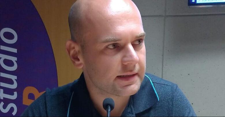 Jonathan Reinke fala sobre início do mandato na Câmara de Jaraguá  - Crédito: Janici Demetrio