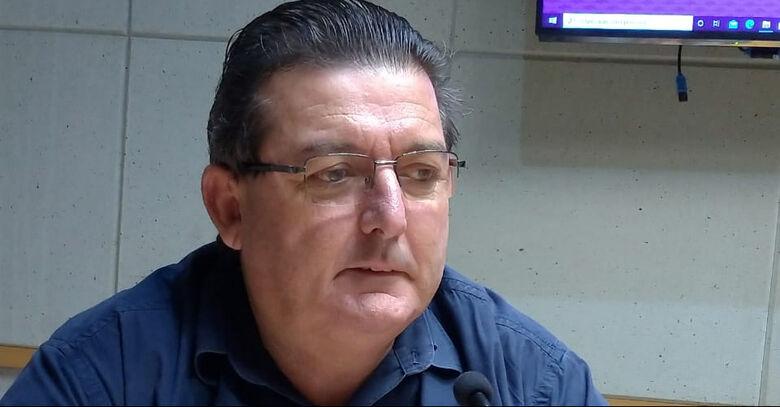Prefeito de Massaranduba, Armindo Sésar Tassi, fala sobre inicio do mandato  - Crédito: Janici Demetrio
