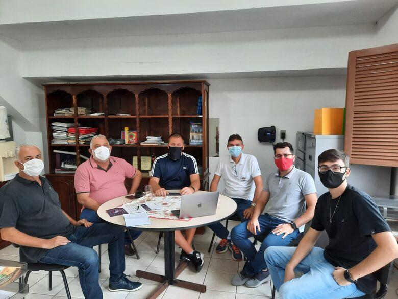 Corupá estuda compra de ferramenta tecnológica para organização esportiva  - Crédito: Divulgação