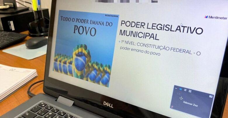 Vereadores da região participam de capacitação do Interlegis - Crédito: Divulgação