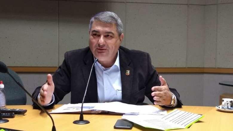 Antídio Lunelli confirma intenção de concorrer ao governo de SC  - Crédito: Arquivo Rádio Jaraguá