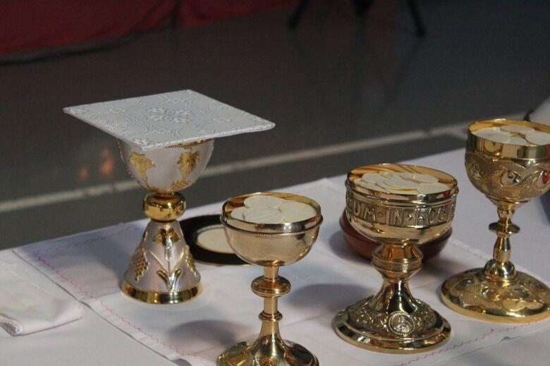 Igrejas devem suspender missas e atividades presenciais, conforme Decreto Estadual - Crédito: Arquivo / Divulgação Diocese de Joinville