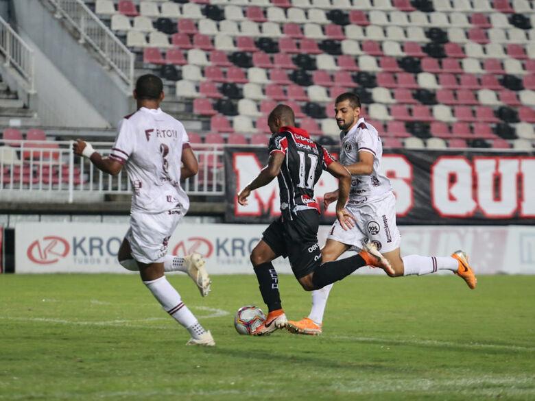 Joinville derrotou o Juventus em partida na noite de ontem  - Crédito: Vinicius Forcellini/Joinville