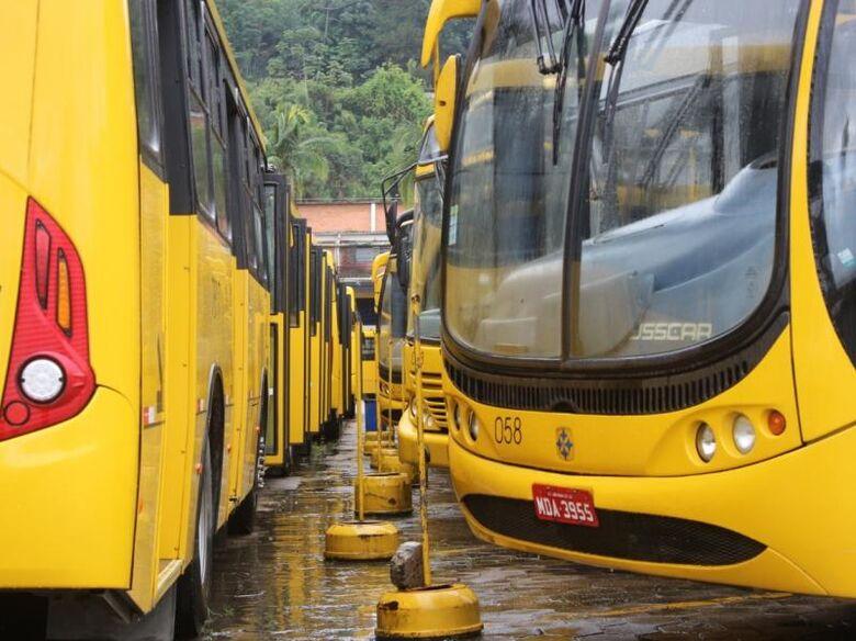Jaraguá amplia os horários do transporte coletivo - Crédito: Divulgação Prefeitura de Jaraguá