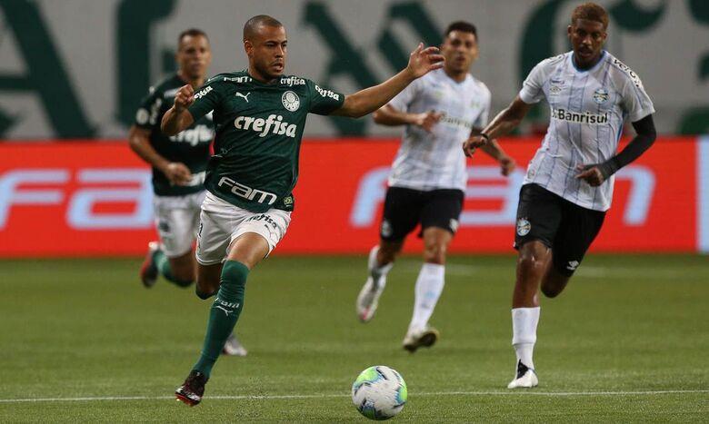 CBF muda horário do segundo jogo da final da Copa do Brasil - Crédito: Cesar Greco / Palmeiras