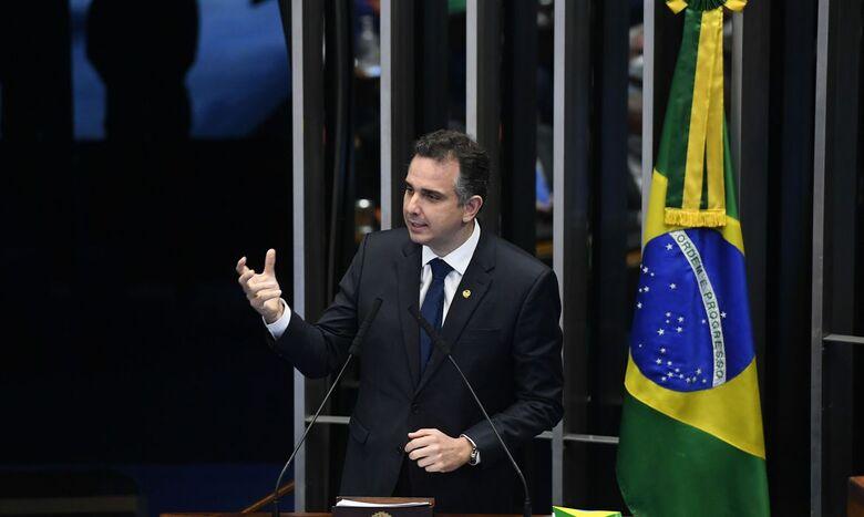 Rodrigo Pacheco é eleito presidente do Senado -