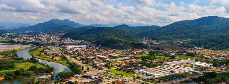 Guaramirim tem 5,3 mil casos positivos para covid-19  - Crédito: Divulgação Prefeitura de Guaramirim