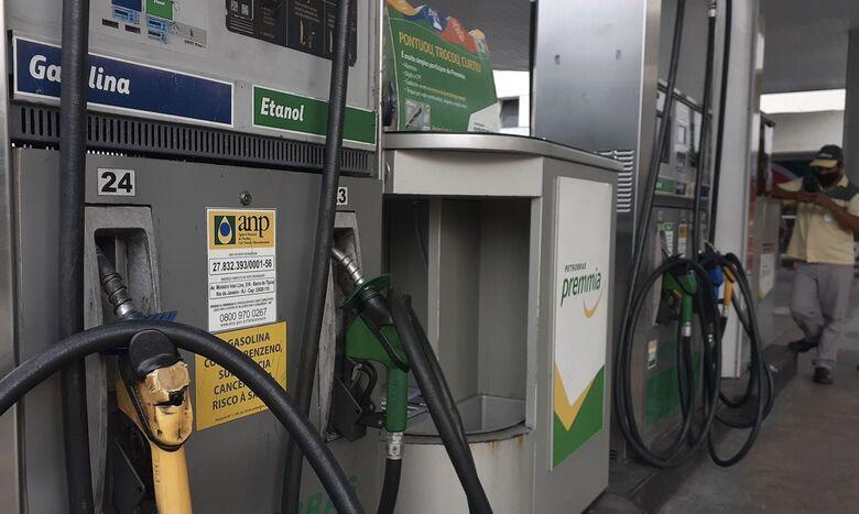 Posto será obrigado a informar composição do preço de combustível - Crédito: Fernando Frazão / Agência Brasil