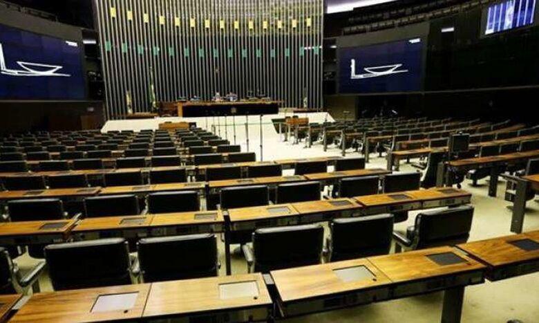 Congresso abre hoje o ano legislativo em sessão solene - Crédito: Marcelo Camargo/Agência Brasil