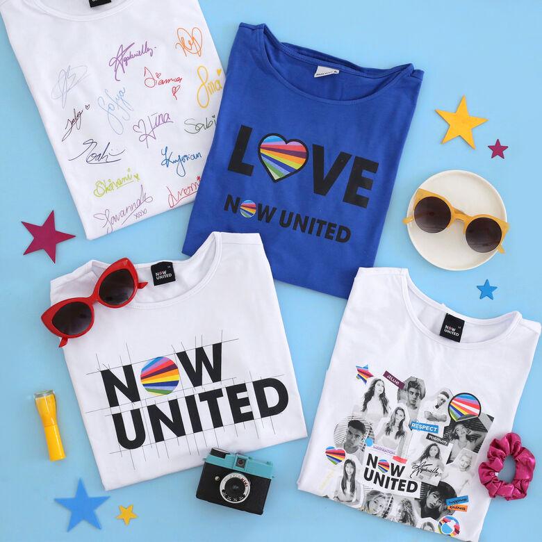 Malwee Kids lança coleção inspirada no grupo Now United - Crédito: Divulgação Malwee