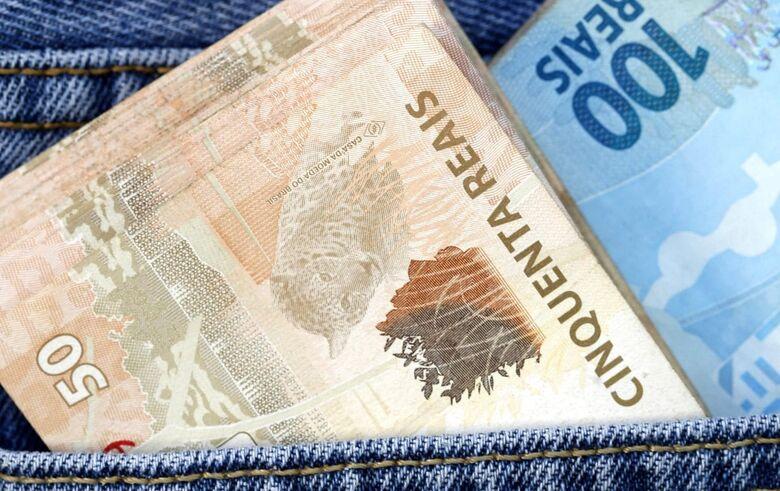 Adolescente é detido com dinheiro falso em Jaraguá - Crédito: Ilustrativa