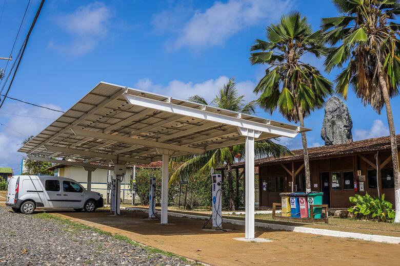 WEG e Renault se unem para projeto de mobilidade elétrica em Fernando de Noronha - Crédito: Divulgação