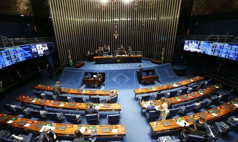 Senado vai ouvir governadores e ministros sobre combate à pandemia - Crédito:  Fabio Rodrigues Pozzebom/Agência Brasil