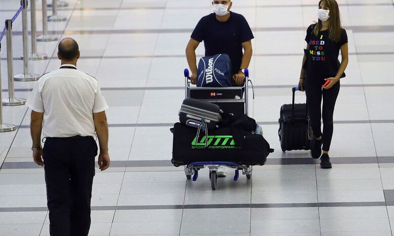 Argentina diz que restringirá voos do Brasil, Chile e México - Crédito: Reuters / Matias Baglietto / Direitos Reservados