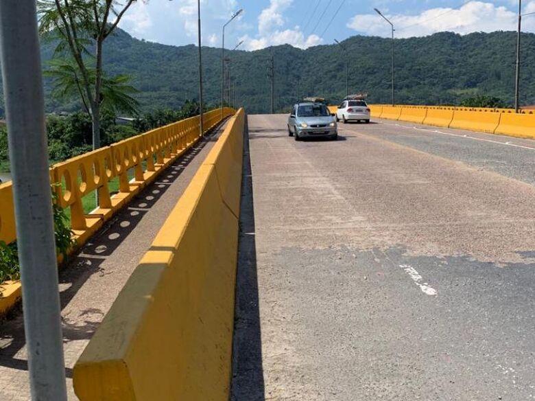 Ponte do Trabalhador será interditada para reparos - Crédito: Divulgação / PMJS