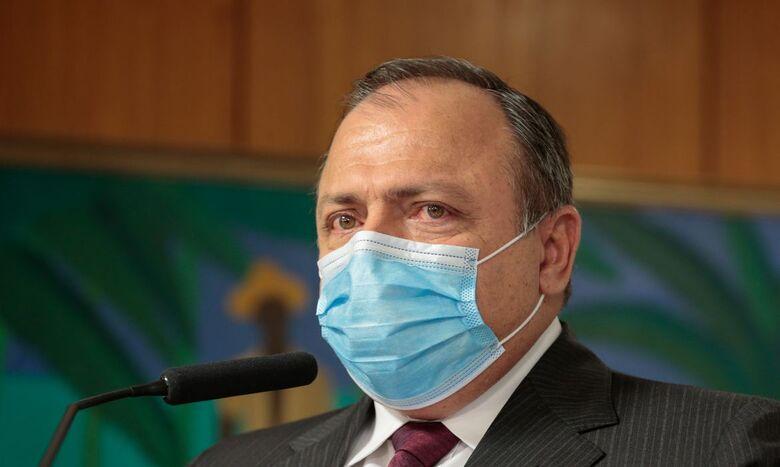 Ministro da Saúde visita região Oeste de Santa Catarina nesta sexta  - Crédito: Arquivo / Carolina Antunes