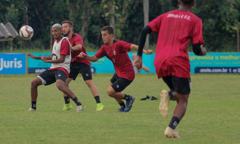 Joinville tem novo jogo adiado no estadual por surto de covid-19 - Crédito: divulgação / Joinville