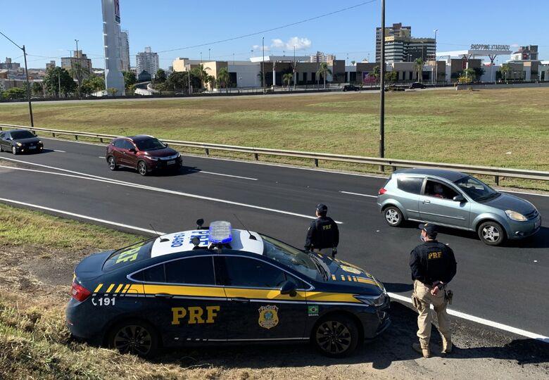 PRF inicia Operação Semana Santa nesta quinta-feira  - Crédito: Divulgação PRF